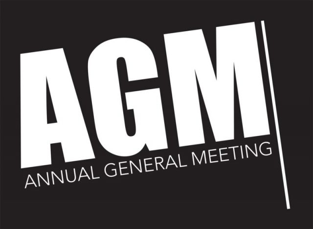 AGM 19th September